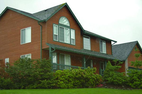 Cedar Siding Hometown Exterior Designs Portland