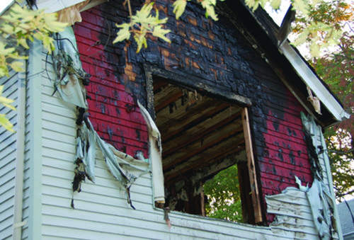 Fire & Water Restoration   Hometown Exterior Designs - Portland, OR & Vancouver, WA