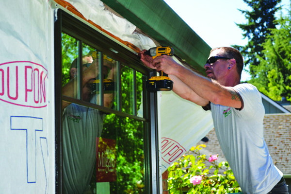 Window Installation | Hometown Exterior Designs - Portland, OR & Vancouver, WA