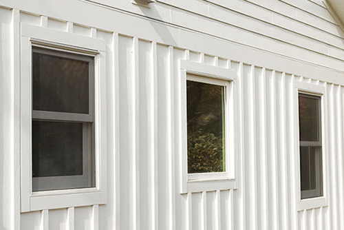 Hardie Plank Vertical Siding | Hometown Exterior Designs - Portland, OR & Vancouver, WA