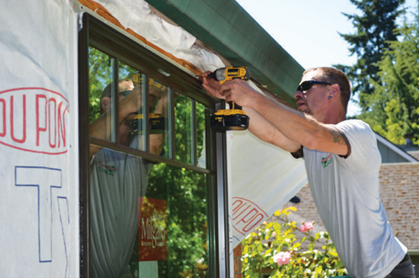Window Installations | Hometown Exterior Designs - Portland, OR & Vancouver, WA
